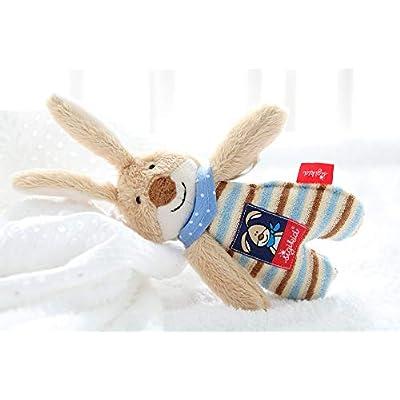 Sigikid Semmel Bunny with Rattle: Kitchen & Dining