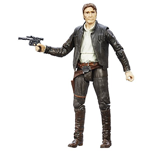 (Star Wars: The Force Awakens Black Series 6 Inch Han Solo)