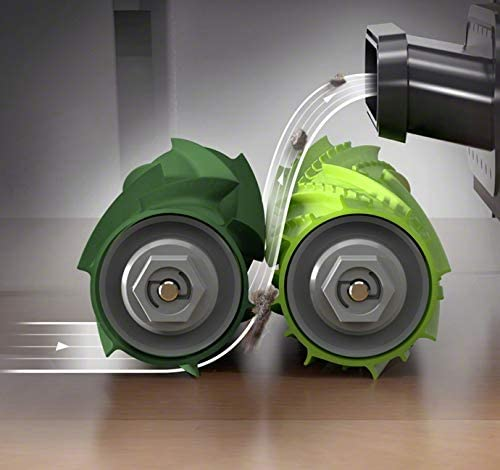iRobot Roomba i7156 Aspirateur Robot connecté avec Aspiration Surpuissante - brosses en Caoutchouc Multisurfaces - Idéal pour les Poils D'animaux - Apprend, Cartographie et s'adapte à Votre Intérieur - Home Robots