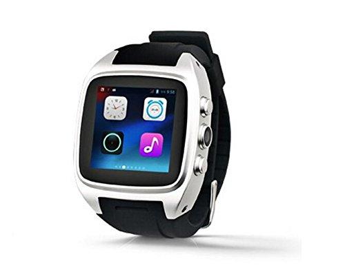 X01 Bluetooth Smart reloj teléfono 3 G WIFI GPS WCDMA ...