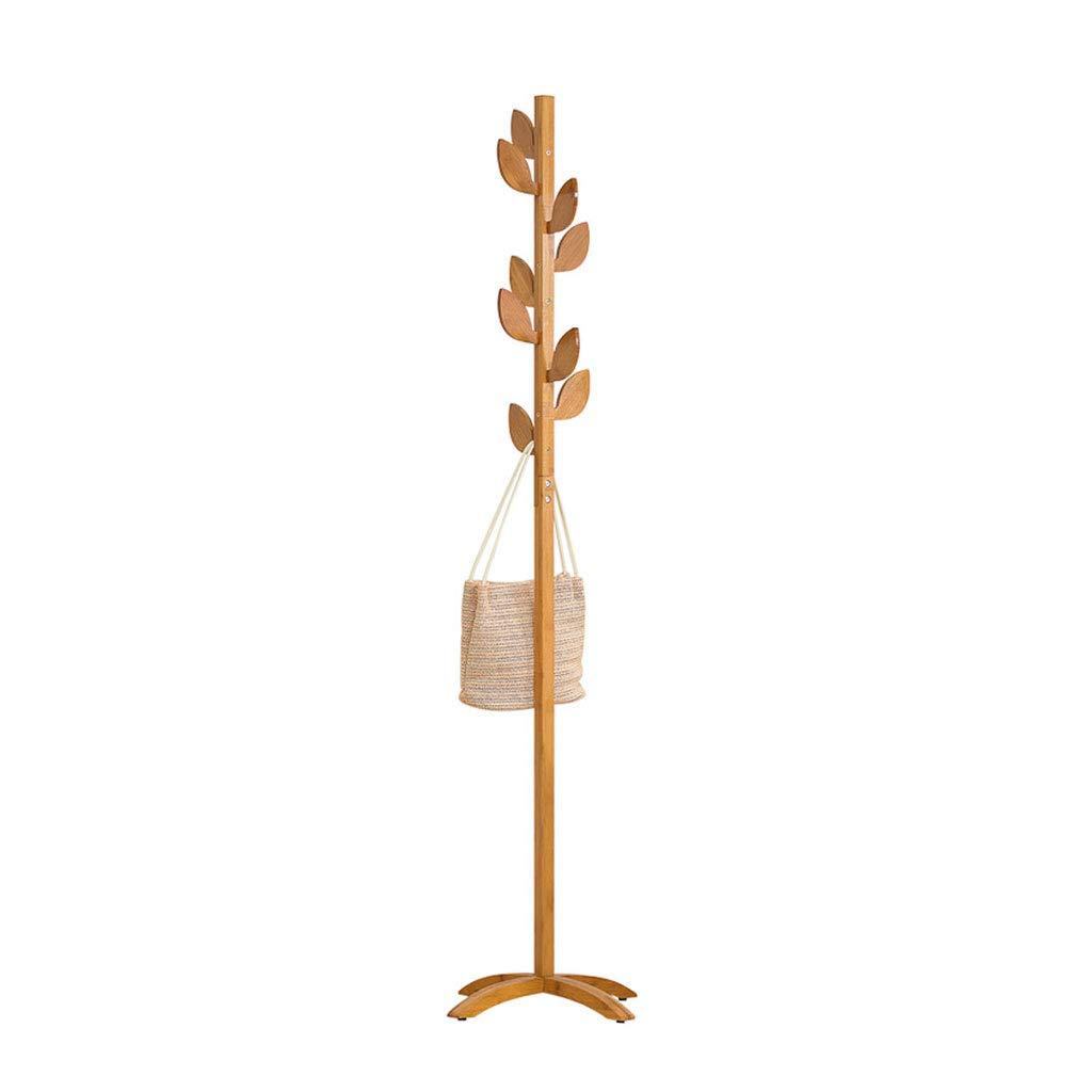 Nevy Marche Stendibiancheria Appendiabiti in bamb/ù per Appendiabiti da Ufficio per Camera da Letto Colore : A