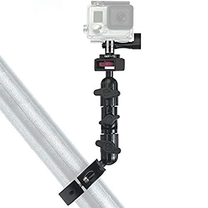 Gopro Roll Bar Mount >> Amazon Com Roll Cage And Roll Bar Mount For Gopro Heavy Duty