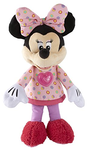 Fisher-Price Disney Minnie Mouse Goodnight Hugs Toy ()