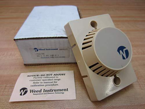 Weed Instrument 753-PB Room Air Sensor 753PB