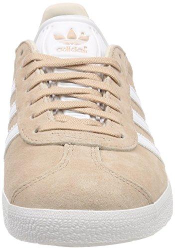 Gazelle da Scarpe Linen Ftwr White White S18 Pearl Ginnastica adidas Grigio Linen W Donna Ftwr S18 Pearl Ash Ash tqfd44RwEx