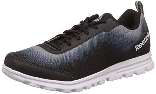 Reebok Men's Duo Gravel/Rich Magma/Blk Running Shoes - 7 UK/India...