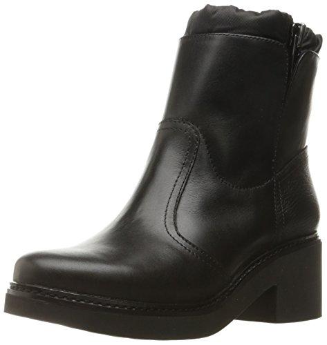 Geox Women's Wamintaabx1 Ankle Bootie Black k6cRj