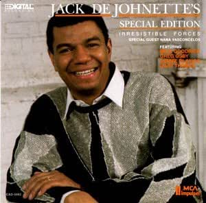 Irresistible Forces: Jack Dejohnette: Amazon.es: Música