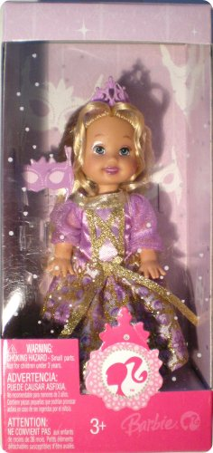 New Princess Kelly *Masquerade Ball* Barbie Little Sister Do