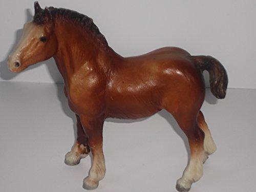Vintage Breyer Clydesdale Foal #84 - Chestnut 1969-1989 ()