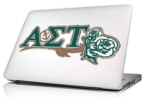 (Alpha Sigma Tau - Laptop Skin/Wall Decal )