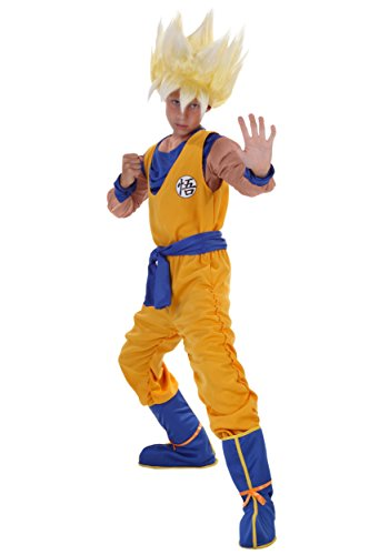 Super Saiyan Goku Costume (Fun Costumes ' Super Saiyan Goku Costume X-large (16-18))