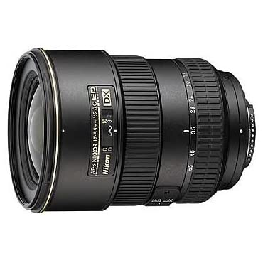 Nikon 17-55mm F/2.8G ED-IFAF-S DX Zoom Lens, With Nikon 5-Year USA Warranty