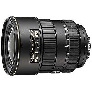 Nikon AF-S DX NIKKOR 17-55mm f/2.8G IF-ED Zoom Lens with Auto Focus for Nikon DSLR Cameras