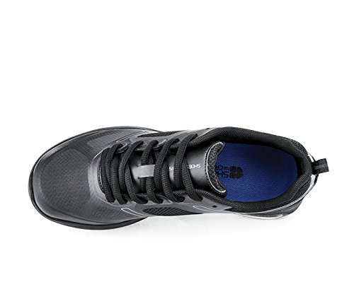 Schoenen Voor Bemanningen Schoen Werken Revolutie Ii Zwart