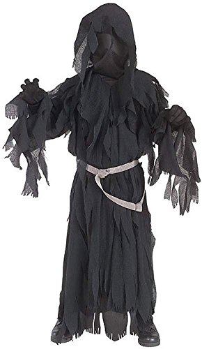Girls Hobbit Costumes (Rubies Lord of The Rings Child's Ringwraith Costume, Medium)