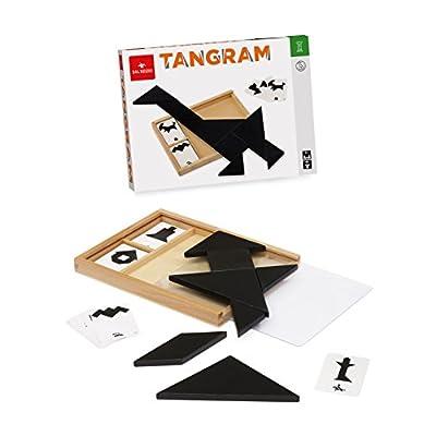 Dal Negro 53533 Tangram Con Carte