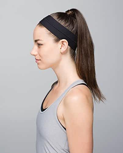 FLASH SALE! - Sports Headband - NO SLIP GRIP - Highest Quality Material, Sweat Wicking, Head Band for Sport, Yoga and Exercise - Love It Guaranteed!