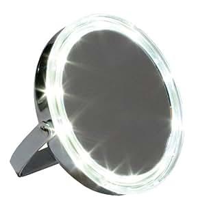 Medicura M315 - Espejo con LEDs y 5 aumentos