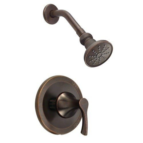 Danze D502522BRT - Antioch 1H Shower Only Trim Kit 2.0gpm Tumbled Bronze