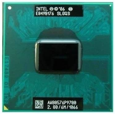INTEL T9900 MOBILE CPU CORE 2 DUO 3.06G FSB1066 6M UFCPGA8 SOCKET P TRAY PACK
