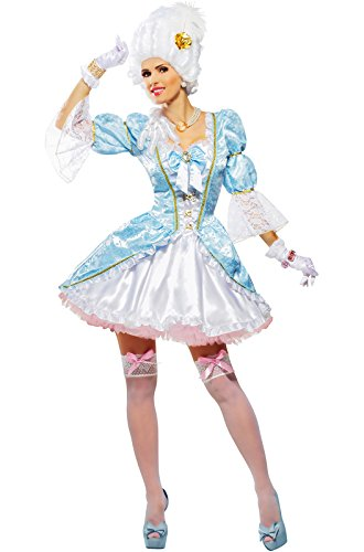 [Miss Versailles Costume - Large - Dress Size 12-14] (Marie Antoinette Costumes)
