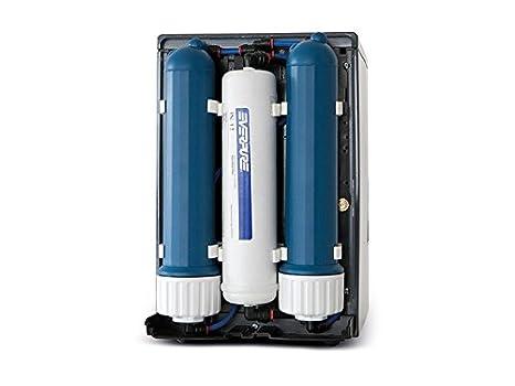 GENIUS OSMY-Dispensador de agua con gas anteriormente banco a osmosi inversa: Amazon.es: Hogar