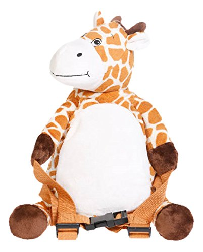 BoBo Buddies Raffy The Giraffe Toddler Backpack With Reins by Unknown
