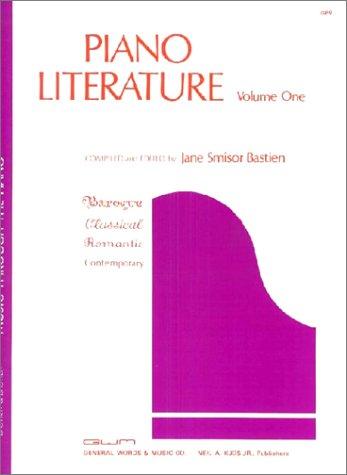 GP9 - Piano Literature Volume 1 - Bastien ()