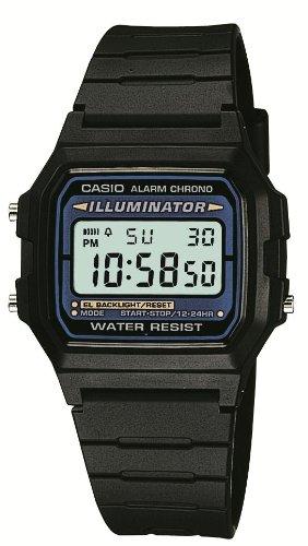 Casio Reloj de pulsera F-105W-1AWYEF  Amazon.es  Relojes fc463ad1c6d8