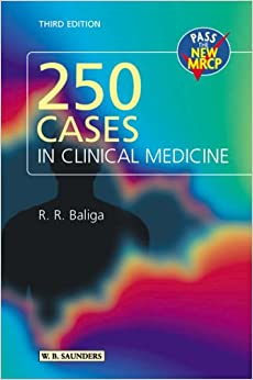 Book 250 Cases in Clinical Medicine (MRCP Study Guides)