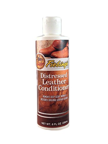 Fiebing's Distressed Leather Conditioner - 8 Ounces