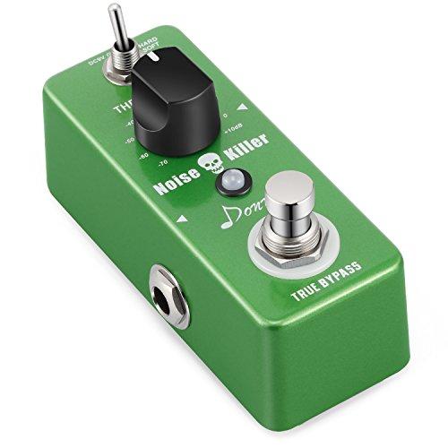 Donner Noise Killer Guitar Noise Gate Suppressor Effect Pedal