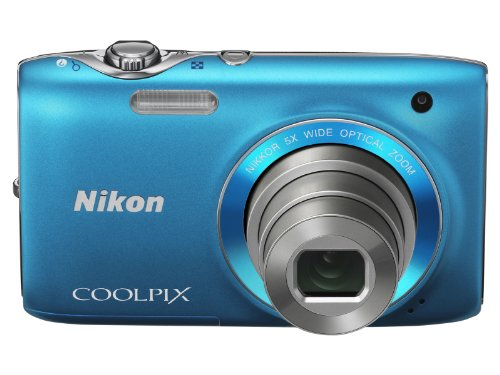 ニコン クールピクス S3100 カジュアルブルーの商品画像