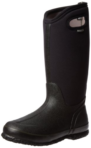 Bogs Handle Insulated 6 M High Black Classic US Women's Waterproof Boot wtSrwUqn