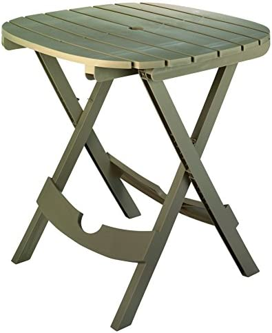 Adams Manufacturing Adams Mfg 8550-96-3731 Portobello Fold Cafe Table