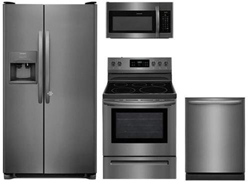 Frigidaire 4-Piece Kitchen Set FFSS2615TD with 36