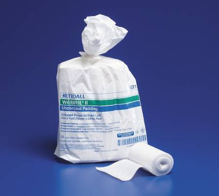 Kendall Healthcare Prod. KND4152 Webril Ii Cast Padding 3 In