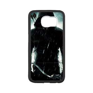 Samsung Galaxy S6 Cell Phone Case White Arrow EHI Clear Phone Cases Custom