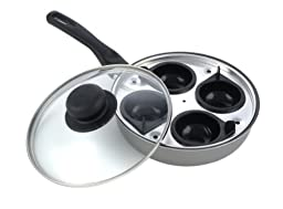 The Sapphire Collection 4 Cup Egg Poacher