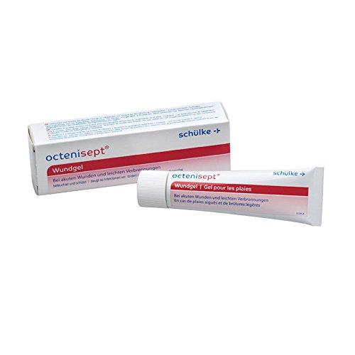 octenisept® Wundgel, Wund Befeuchtung Verbrennungen Sonnenbrand schmerzfrei 20ml