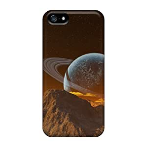 Premium Protection Space Case Cover For Iphone 5/5s- Retail Packaging