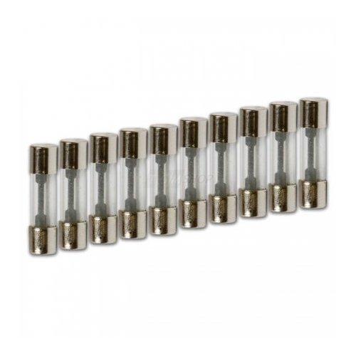15Amp. Glassicherung 25mm