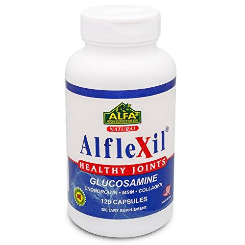alflexil glucosamine chondroitin msm collagen