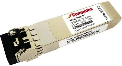 10GBase-SR 300m for Dell PowerEdge T330 Compatible 407-BBRM SFP