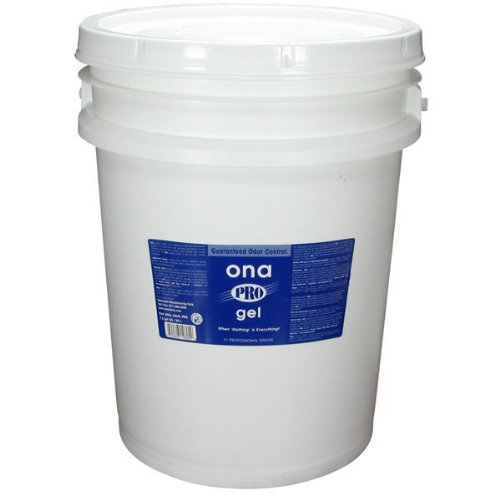 5 gal. - Ona Gel - Pro - Odor Neutralizer - ON10058 by Ona