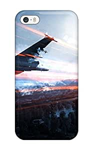 Series Skin Case Cover For Iphone 5/5s(battlefield 3 Caspian Border)