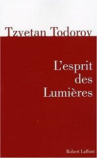 L'esprit des Lumières, Todorov, Tzvetan