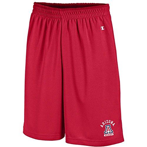 Scarlet Classic Mesh Shorts - 4