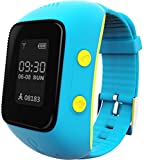 BURST GPS Phone Watch - Blue